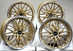 18 Roues Alliage CRUIZE 190 GD Pour Renault Clio Rs Megane Espace