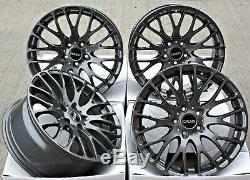 18 Roues Alliage Cruize 170 GM pour Renault Clio Rs Megane Espace