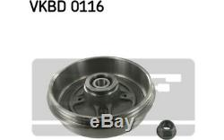 1x SKF Tambour de frein Pour RENAULT CLIO VKBD 0116