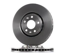2x BOSCH Disque de frein VORNE pour RENAULT CLIO IV SCÉNIC III JZ0/1 TALISMAN