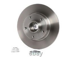 2x BOSCH Disque de frein pour RENAULT CLIO IV SCÉNIC III JZ0/1 MEGANE CC EZ0/1