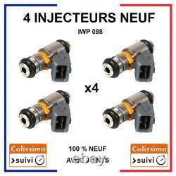 4 Injecteurs RENAULT CLIO RS 2 ESPACE 4 LAGUNA 2 MEGANE 2 SCENIC 2 IWP098