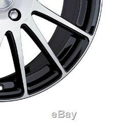4 Jantes Autec OKTANO 8.0x18 5x114,3 SWP pour Renault Clio Espace Fluence Laguna