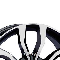 4 Jantes Autec UTECA 7.5x17 5x114,3 SWP pour Renault Clio Espace Fluence Kadjar