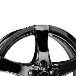 4 Jantes Borbet F 6.0x15 ET40 4x100 SW pour Renault Captur Clio Modus Laguna Még