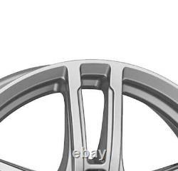 4 Jantes Dezent TZ 6.0Jx15 4x100 pour RENAULT Captur Clio Grand Modus Kangoo Meg