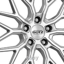 4 Jantes Dotz Suzuka blaze 8.0Jx18 5x114,3 pour Renault Clio Fluence Laguna Lati