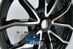 4 Jantes en Alliage Pour Renault Clio Rs Koleos Kadjar Megane Dacia 15 5x114 842