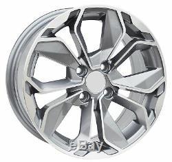4x 164 MGP 17 4x100 RENAULT MEGANE CAPTUR CLIO 3 4 RS