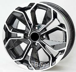 4x 5296 JANTES 14 4x100 RENAULT MEGANE CLIO GT TWINGO