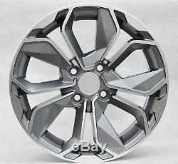 5296 MG JANTES 16 4x100 RENAULT MEGANE CLIO 3 4