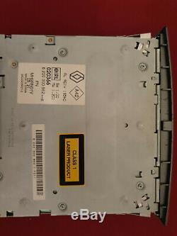 AUTORADIO 6 CD CABASSE AUDITORIUM TRONIC RENAULT MEGANE 2 SCENIC 2 Clio 3