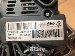 Alternateur 150A RENAULT MASTER 3 III 2.3dci/Megane, CLIO 1.2 Tce 8200854119
