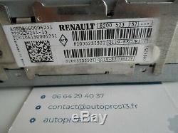 Autoradio Lecteur CD Mp3 Renault Clio 3 Modus Grand Scenic Megane 2 Update List
