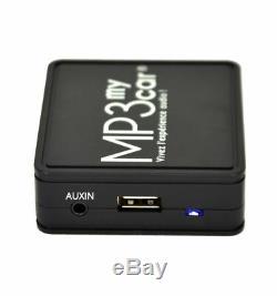 Boitier Bluetooth AUX MP3 Micro pour Renault Clio Megane Laguna Modus iPhone