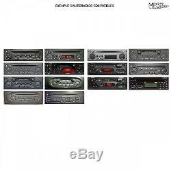 Boitier MP3 USB AUX Bluetooth Renault SCENIC 2 CLIO 2 CLIO 3 MEGANE LAGUNA