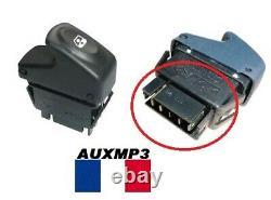Bouton leve vitre megane 1 838099G interrupteur renault megane 1 838099G