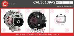 CASCO ALTERNATEUR RENAULT BOSCH Type 12V 98Amp PR6 N