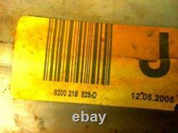 Catalyseur (echappement) RENAULT MEGANE 2 PHASE 1 1.5 DCI 8V TUR/R36047737