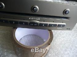 Changeur Chargeur Laser 6 CD Renault Laguna Scenic Megane 2 CC Clio 3 8200505121