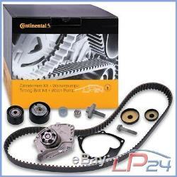 Contitech Kit De Distribution + Pompe Eau Renault Clio 3 06- Avantime 2.0
