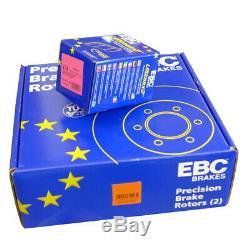 EBC B12 Kit de Freins avant Revêtements Disques pour Renault Clio Laguna Megane