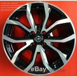ESSE1 BD Set 4 Roues en Alliage 15 4X100 Renault Megane Break Cabriolet Classic