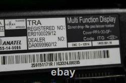 Ecran GPS RENAULT MEGANE 3 PHASE 3 BREAK 1.2i 16V TURBO /R43107198