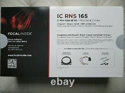 FOCAL IC RNS 165 enceinte voiture Renault Clio Megane IV V Twingo 3 4 5 Qashqai