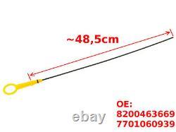 HUILE JAUGE 8200463669 POUR RENAULT CLIO MEGANE SCENIC THALIA KANGOO 1,5 DCi