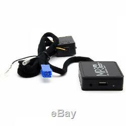 Interface MP3MyCar BLUETOOTH AUX MP3 pour Renault Scenic Clio Megane Laguna Modu