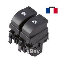 Interrupteur Bouton de Lève-Vitre Renault Clio 2 Espace 4 Megane 2 8200315034