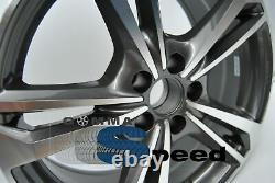 Jantes Alliage Renault Kadjar Talisman laguna scenic Megane 18 5x114 Paky Ap