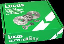 Kit d'embrayage avec butée hydraulique LUCAS LKCA690009C pour CLIO 3, SCENIC 2