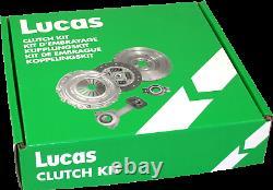Kit d'embrayage avec volant moteur LUCAS LKCA690029F pour MEGANE, DUSTER, LODGY