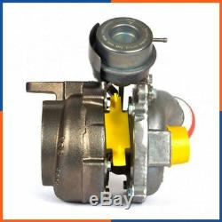 NEUF Turbo Chargeur pour Renault Clio III 1.5 Dci 106 54399880070, 5439-970-0030