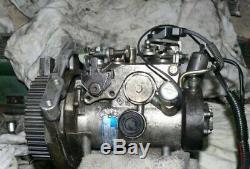 Pompe à injection Lucas 1.9 D 1.9 diesel renault kangoo megane clio 2