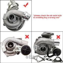 Pour NISSAN RENAULT Qashqai Clio Megane Modus 1.5 dCi 106 HP 78 KW Turbo Turbine