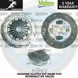 Pour Renault Clio 172 182 Sport 2.0 16V KIT EMBRAYAGE 3 pièces VALEO