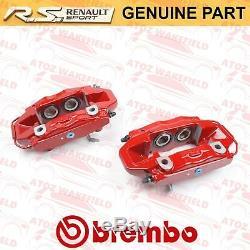 Pour Renault Clio Sport 197 200 Megane 225 Mk2 Rs Sport Etriers de Frein Avant