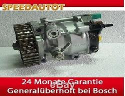 Remis à Neuf Pompe à Haute Pression Delphi Renault Megane 1,5 DCI K9K R9042A070A