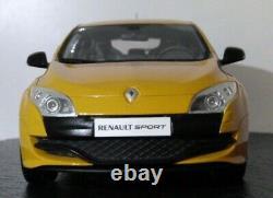 Renault Megane 3 RS Echelle 118 Voiture Miniature Ottomobile
