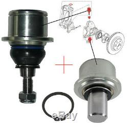 Rotule inférieure + supérieure Clio & Megane 3 RS 2.0 = 7711160423 + 8200438088