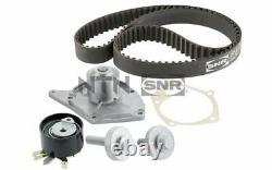 SNR Kit de distribution avec pompe à eau pour RENAULT CLIO SCÉNIC KDP455.580