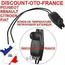 Sonde température extérieure air Renault Capteur extérieur Clio Mégane Scénic