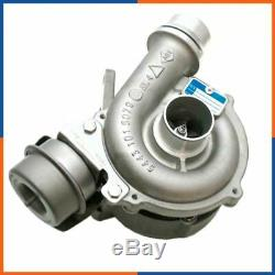 Turbo Chargeur Neuf pour RENAULT 1.5 DCI 103cv 8200204572 8200360800 8200578315