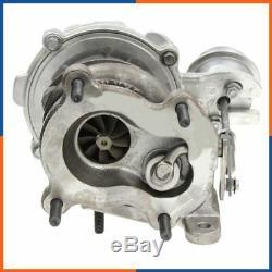 Turbo Chargeur pour RENAULT CLIO 2 1.9 DTI 80cv 738123-5004S, 703245-1, 717345-4