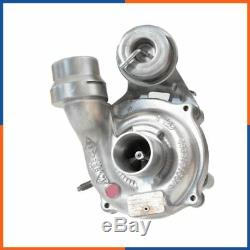 Turbo Chargeur pour RENAULT CLIO III 5 PORTES 1.5 dCi 86cv 8200889694, 335842