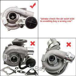 Turbocharger for Renault Clio Kangoo 1.5L K9K700 65PS KP35 7701473673 Turbo New