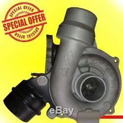 Turbocompresseur Clio Megane Modus Scenic 1.5 106 cv 8200405203 8200507856